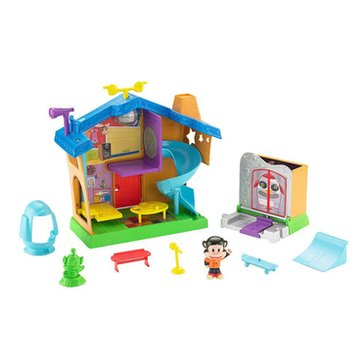 Fisher-Price Julius Jr. Rock N Playhouse