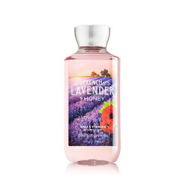 Bath & Body Works Shower Gel - French Lavender & Honey