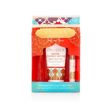 Pacifica Take Me There Kits Indian Coconut Ne-Countar
