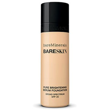 bareSkin Pure Brightening Serum Foundation - Bare Linen 03