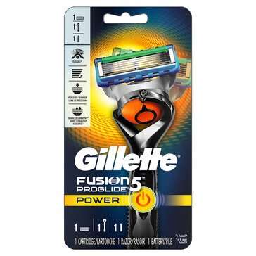 Fusion 5 Proglide Power Razor
