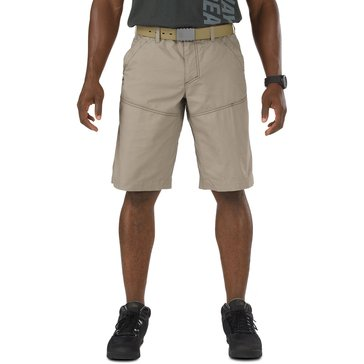 5.11 Tactical Men's Switchback Shorts in Stone