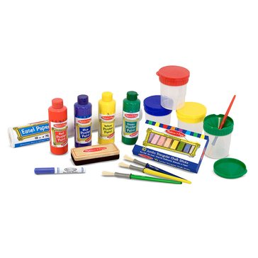 Melissa & Doug Easel Accessory Set - 29-Pieces