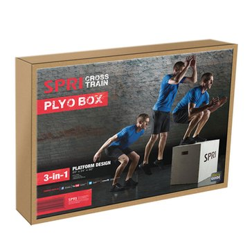 SPRI Crosstrain Plyo Box