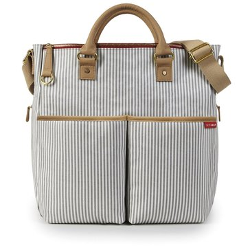 Skip Hop Duo 3.0 Essential Diaper Bag, French Stripe