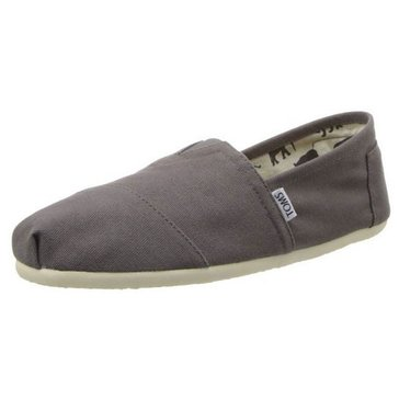 Toms Classic Men's Casual Slip On Ash