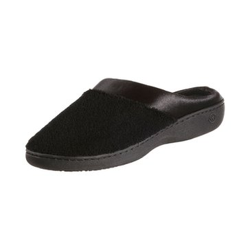Isotoner Women's Slippers Microterry Pillowstep Clog