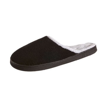 Isotoner Women's Slippers Microterry Clog Slippers