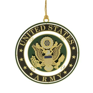 Chemart United States Army Seal Military Keepsakes Ornament
