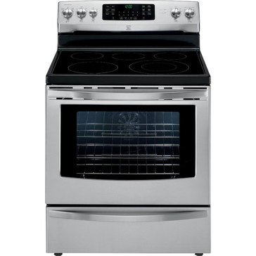 Kenmore 5.7-Cu.Ft. Electric Range w/ True Convection, Stainless Steel (22-94203)