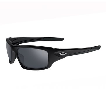 Oakley Standard Issue Men's Valve Sunglasses, Matte Black/Grey