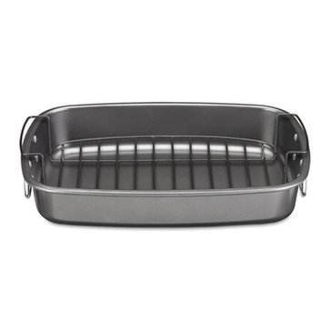 Cuisinart 17x12 Roaster Pan with Rack