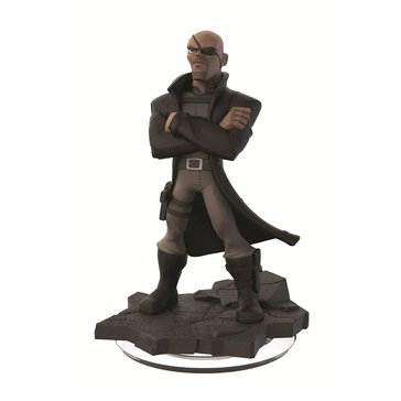 Disney Infinity Marvel's Nick Fury Interactive Game Piece