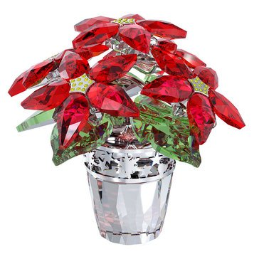 Swarovski Large Poinsetta
