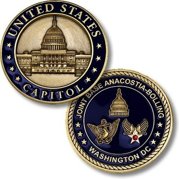 Joint Base Anacostia-Bolling Coin