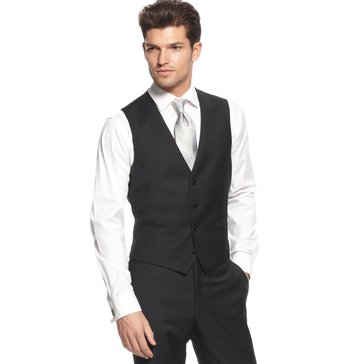 Calvin Klein Men's Suit Separate Vest