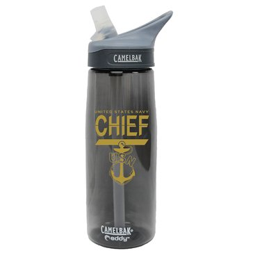 Camelbak eddy .75L USN Chief Water Bottle