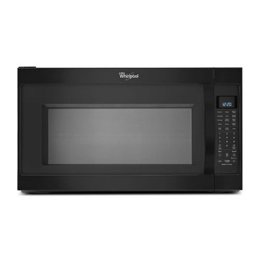 Whirlpool 2.0-Cu Ft. Over-the-Range Mircowave Oven, Black (WMH53520CB)