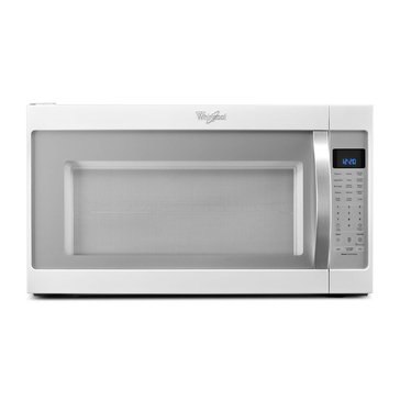 Whirlpool 2.0-Cu.Ft. Over-the-Range Microwave Oven, White Ice (WMH53520CH)