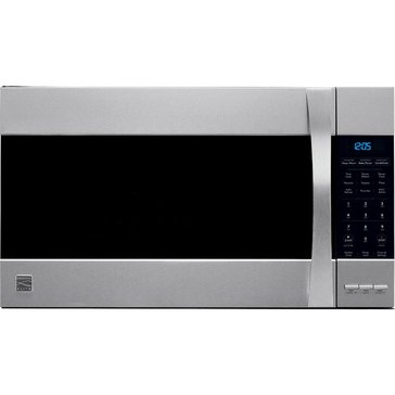 Kenmore 1.7-Cu.Ft. Over-the-Range Microwave, Stainless Steel (22-80343)