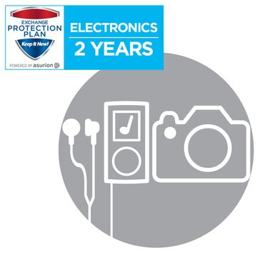 2-Year Electronics Replacement Plan $0-$49.99