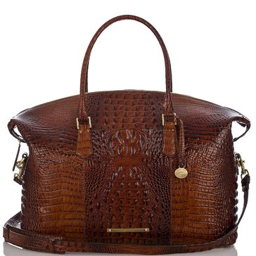 Brahmin Duxbury Weekender Travel Bag Pecan