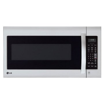 LG 2.0-Cu.Ft. Over-The-Range Microwave, Stainless Steel (LMV2031ST)