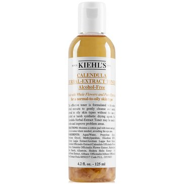 Kiehl's Calendula Herbal Extract Alcohol-Free Toner 4.2oz