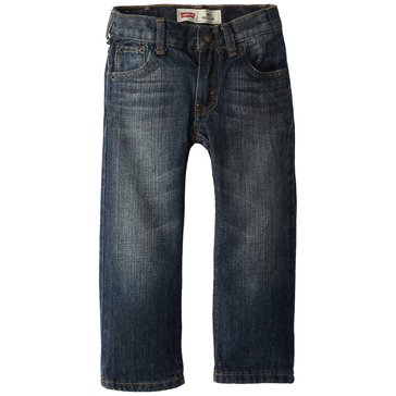 Levi's Little Boys' 505 Regular Fit Jeans, In Roadie