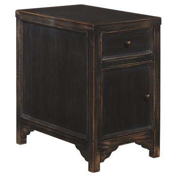Signature Design by Ashley Gavelston Chairside End Table