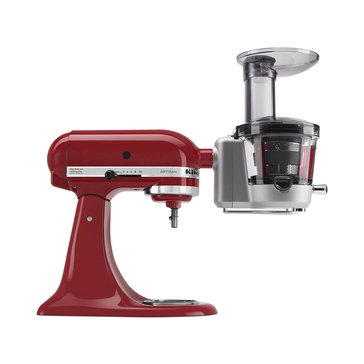 KitchenAid Slow Juicing And Sauce Attachment For Stand Mixer (KSM1JA)