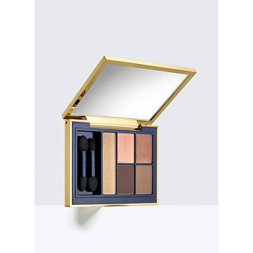 Estee Lauder Pure Color Envy Sculpting Eyeshadow 5-Color Palette - Fiery Saffron