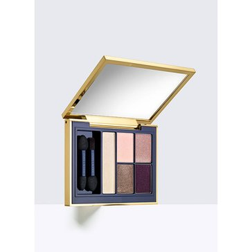 Estee Lauder Pure Color Envy Sculpting Eyeshadow 5-Color Palette - Currant Desire