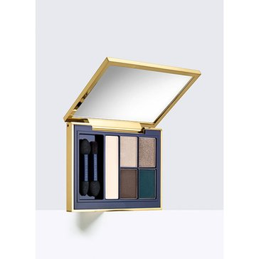 Estee Lauder Pure Color Envy Sculpting Eyeshadow 5-Color Palette - Untamed Teal