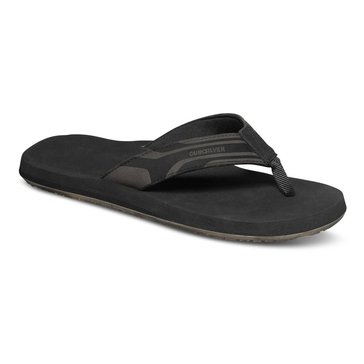 Quiksilver Men's Monkey Wrench Thong Sandal
