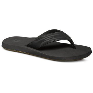 Quiksilver Boy's Monkey Wrench Flip Flop Sandal (Toddler/Little Kid/Big Kids)