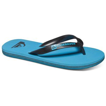 Quiksilver Molokai Youth Boy's Thong Sandals 10-6