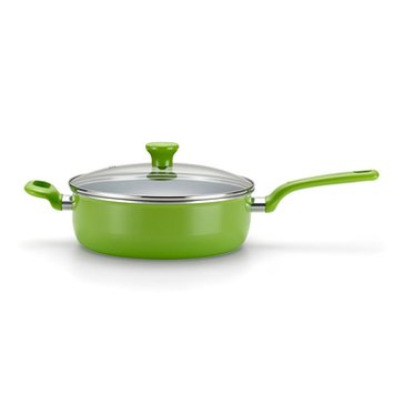 T-fal Excite Covered Jumbo Cooker, Green