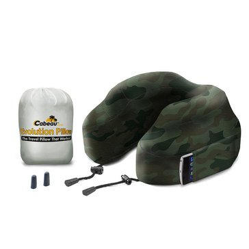 Lewis N. Clark Cabeau Evolution Pillow - Camo