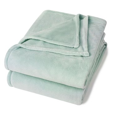 Berkshire Full/Queen Promo Blanket, Seaspray