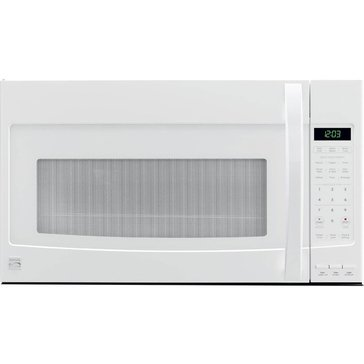 Kenmore 2.1-Cu.Ft. Over-the-Range Microwave, White (22-80352)