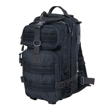 Flying Circle Presidio Backpack, Black