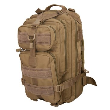 Flying Circle Presidio Backpack, Coyote Brown