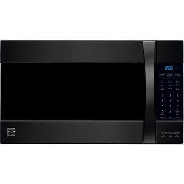 Kenmore Elite 1.8-Cu.Ft. Over-the-Range Convection Microwave, Black (22-80379)