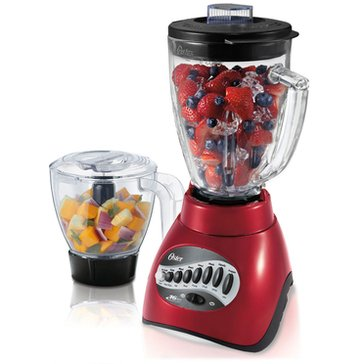 Oster 16-Speed Blender PLUS Food Chopper (BLSTCC-RFP)