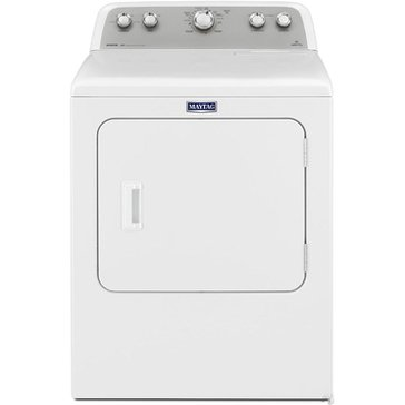 Maytag 7.0-Cu.Ft. Bravos Electric Dryer, White (MEDX655DW)