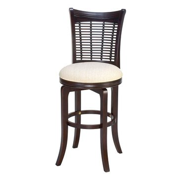 Bayberry Swivel Bar Stool