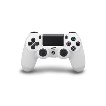 PS4 Glacier White DualShock 4 Wireless Controller