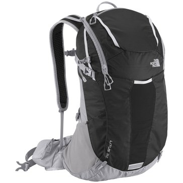 The North Face Litus 32 Backpack - L/XL - Black/High Rise Grey