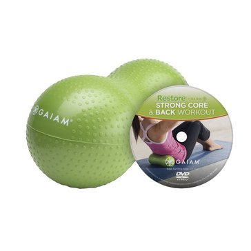 Gaiam Strong Core And Back Kit
